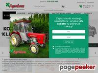 Agrokom - sklep z częściami rolniczymi