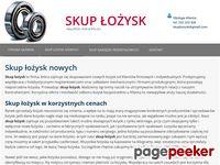 http://skup-lozysk.pl
