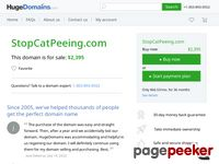 Stop Cat Peeing -- In 4 Days Or Less