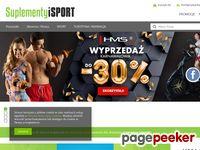 Suplementy i Sport - Kreatyna Olimp