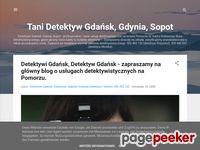 Tani Detektyw - Gdańsk, Gdynia, Sopot