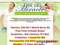 Irritable Bowel Syndrome Natural Cure – IBS Miracle