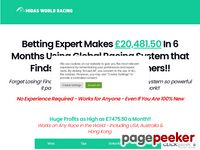 Horse Racing Systems, Horse Betting Systems – The Midas Method