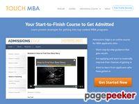 How to Get Into Business School - MBA Admissions Course