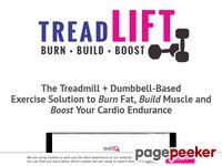 Dumbbell Lift Exercises – Tread Lift