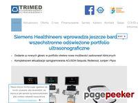 Aparaty USG Siemens Acuson | TRIMED