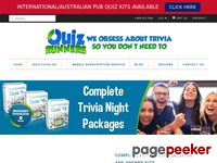 Download Trivia Night and Pub Quiz Packages – Trivia Night in a Box