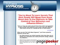 Truth About Hypnosis