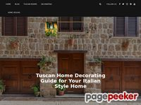 The Ultimate Tuscan Home Decorating Guide
