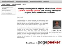 Ultimate Hockey Training: Transforming Effort into Ability!