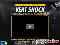 Vert Shock – Shock Your Vertical Jump Today!