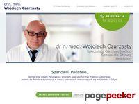 Zrzut ekranu http://wmed.com.pl