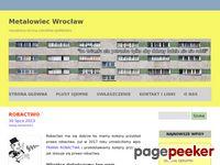 Metalowiec Wrocław - Niezależna strona członków SM