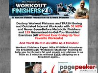 51 Workout Finishers – Workout Finishers V2