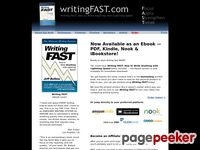 Now Available as an Ebook — Writing FAST