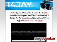 GL-12 14 Day Rapid Fat Loss Plan and Boot Camp - Get Lean In 12