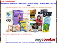 3D Cover Designer 2017 – Virtual 3D cover and mockup creator