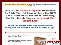 7 Day Super Slim - Main Offer - 7 Day Super Slim