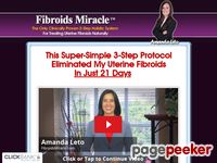 Fibroids Miracle™ – Cure Uterine Fibroids Naturally