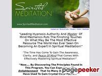 Spirited Meditation