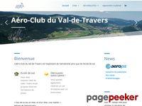 Aéro-Club du Val-de-Travers:  - A visiter!