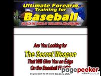 Ultimate Forearm Training for Baseball - The Secret Weapon of Baseball Strength Training to Immediately Change Your Performance on the Field - Forearm Strength for Baseball - Grip Training for Baseball