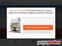 AllAboutParkinsons.com – Where People With Parkinson's Get Help, Advice, Friendship and Support