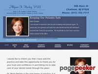 Cosmetic Dentist NJ New Jersey Allyson Hurley DDS