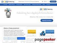 AOW Faktoring S.A. - Faktoring bez zbędnych formalności
