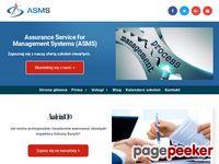 ASMS Certyfikacja Systemów Zarządzania