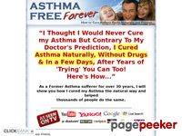 Asthma Relief Home Remedies - Discover How to Cure Asthma Naturally