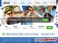Agencja turystyczna - ATAS