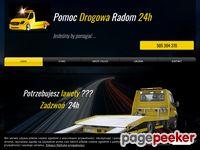Pomoc Drogowa - KOS-TRANS - Radom