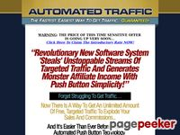 More Traffic And Lead Generation - Automated Traffic