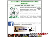 Association yverdonnoise d'arts martiaux - A visiter!