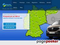 Busy do Niemiec - Beata Bus oferuje przewóz osób, transport busem Niemcy Polska