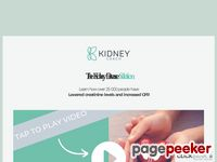 Kidney Disease – Kidney Treatment – BeatKidneyDisease.com – Home