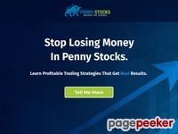 Beatstockpromoters – Our E-book Gives You Awesome Penny Stocks Tips.