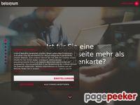 Fa. Belsignum, Werbeagentur München, webdesign