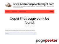 Best Man Speech Insight Premium - Instant Best Man Speeches