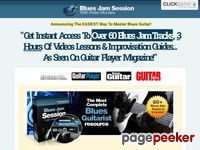 60 Of The Best Blues Backing Tracks - Download Blues Jam Tracks - Blues Jam Session With Peter Morales