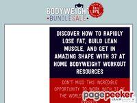 Bodyweight Bundle Sale