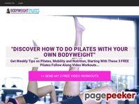 BWP VSL - Body Weight Pilates