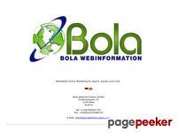 Bola Webinformation GmbH - Online Marketing