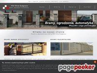 Wimar - Bramy garażowe i posesyjne