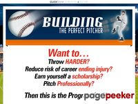 Building the Perfect Pitcher - Pitcher Specific Strength and Conditioning Program