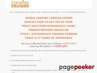 Permanent Yeast Infection Solution – Candida Crusher
