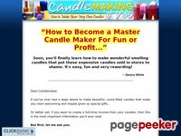 Candle Making 4 You - How to Make Your Very Own Candles!