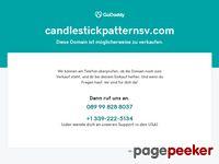 Candlestick Patterns — Forex Brain Trainer
