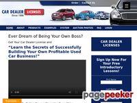 Car Dealer License- Your Guide to Success - Car Dealer Licenses